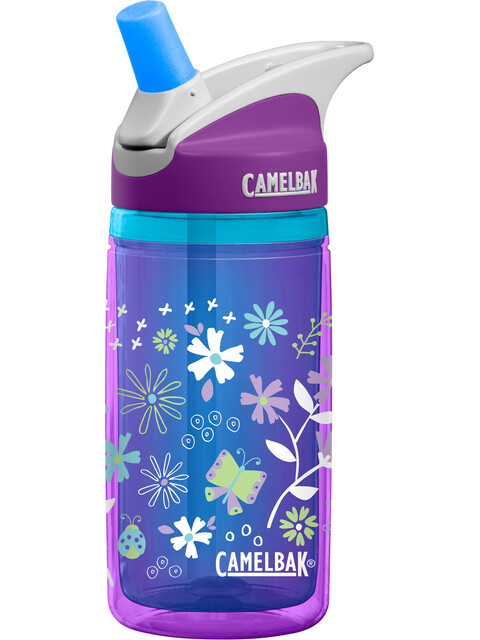 CamelBak eddy Insulated - Gourde Enfant - 400ml violet/bleu